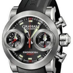 Ремонт часов Graham 2SWBS.B29R.K58S Swordfish Booster в мастерской на Неглинной