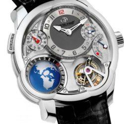 Ремонт часов Greubel Forsey GMT White Gold GMT GMT в мастерской на Неглинной