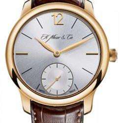 Ремонт часов H. Moser 1321-0100 Small Seconds Endeavour в мастерской на Неглинной