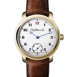 Ремонт часов H. Moser 1321-0116 Small Seconds Endeavour Bryan Ferry в мастерской на Неглинной
