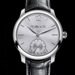 Ремонт часов H. Moser 1321-0210 Small Seconds Endeavour в мастерской на Неглинной