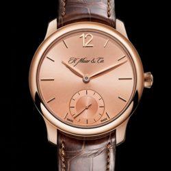Ремонт часов H. Moser 1321-0400 Small Seconds Endeavour в мастерской на Неглинной