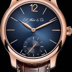 Ремонт часов H. Moser 1321-0401 Small Seconds Venturer в мастерской на Неглинной