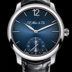 Ремонт часов H. Moser 1321-0601 Small Seconds Venturer в мастерской на Неглинной