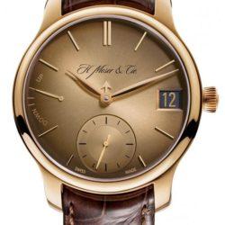Ремонт часов H. Moser 1341-0101 Perpetual Calendar Endeavour в мастерской на Неглинной
