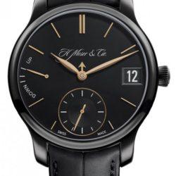 Ремонт часов H. Moser 1341-0500 Perpetual Calendar Black Edition в мастерской на Неглинной