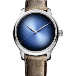Ремонт часов H. Moser 1343-0209 Centre Seconds Endeavour Centre Seconds Concept Funky Blue в мастерской на Неглинной
