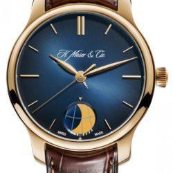 Ремонт часов H. Moser 1348-0100 Moon Endeavour в мастерской на Неглинной
