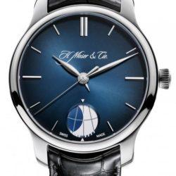 Ремонт часов H. Moser 1348-0300 Moon Endeavour в мастерской на Неглинной