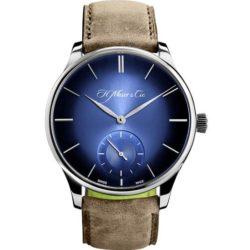 Ремонт часов H. Moser 2327-0203 Small Seconds Venturer XL Funky Blue в мастерской на Неглинной
