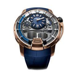 Ремонт часов HYT 148-PG-32-BF-AA H1 Gold Blue в мастерской на Неглинной
