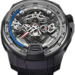 Ремонт часов HYT 248-VG-00-BF-AV H2 Titanium в мастерской на Неглинной