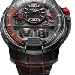 Ремонт часов HYT H1 Dracula DLC Edition H1 48.8 mm в мастерской на Неглинной