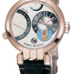 Ремонт часов Harry Winston 200/MMTZ39RL.W Premier Excenter TimeZone в мастерской на Неглинной