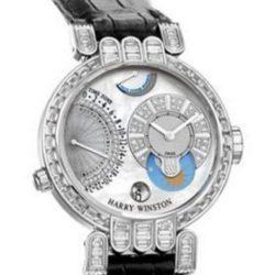 Ремонт часов Harry Winston 200/MMTZ39WL.MD/BD Opus Excenter TimeZone в мастерской на Неглинной