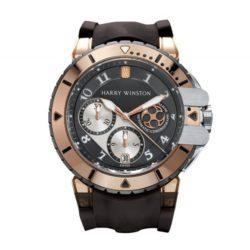 Ремонт часов Harry Winston 410/MCA44RZC.A Ocean Diver 410/MCA44RZC.A в мастерской на Неглинной