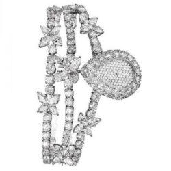Ремонт часов Harry Winston 512/LQPP.D/01 High Jewelry Marquesa Diamonds Drop в мастерской на Неглинной