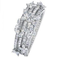 Ремонт часов Harry Winston 513/LQPP.D/01 High Jewelry Marquesa Butterfly в мастерской на Неглинной