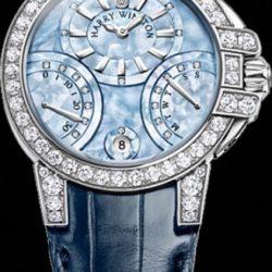Ремонт часов Harry Winston Biretrograde 36mm white gold Ocean Collection в мастерской на Неглинной