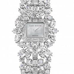 Ремонт часов Harry Winston HJTQHM24PP024 High Jewelry Emerald Cluster в мастерской на Неглинной