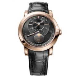 Ремонт часов Harry Winston Harry Winston Midnight Moon Phase Automatic 42 mm Midnight Moon Phase Automatic 42 mm в мастерской на Неглинной