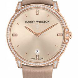 Ремонт часов Harry Winston MIDAHD 39RR 003 Midnight Quartz 39 mm в мастерской на Неглинной