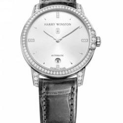 Ремонт часов Harry Winston MIDAHD36WW001 Midnight Automatic 36mm в мастерской на Неглинной