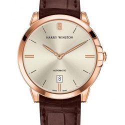 Ремонт часов Harry Winston MIDAHD39RR001 Midnight Automatic 39mm в мастерской на Неглинной
