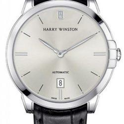Ремонт часов Harry Winston MIDAHD39WW001 Midnight Automatic 39 MIDAHD39WW001 в мастерской на Неглинной