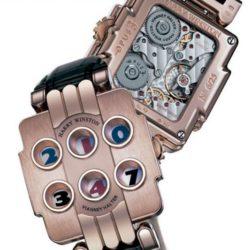 Ремонт часов Harry Winston OPUMHD 36RR001 Opus Opus 3 в мастерской на Неглинной