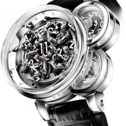 Ремонт часов Harry Winston OPUMHM54WW001 Opus Opus 11 в мастерской на Неглинной