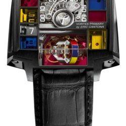 Ремонт часов Hautlence Vortex Primary Concepts D'exception Titanium Black PVD в мастерской на Неглинной