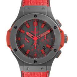 Ремонт часов Hublot 301.CI.1130.GR.ABR10 Big Bang 44mm Black Ceramic All Black Red в мастерской на Неглинной