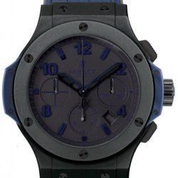 Ремонт часов Hublot 301.CI.1190.GR.ABB09 Big Bang 44mm Black Ceramic All Black Blue в мастерской на Неглинной