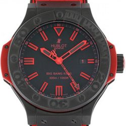 Ремонт часов Hublot 322.CI.1130.GR.ABR10 Big Bang King Black Ceramic All Black Red в мастерской на Неглинной