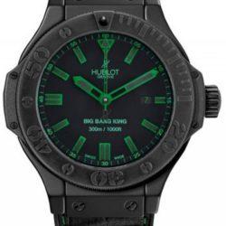 Ремонт часов Hublot 322.CI.1190.GR.ABG11 Big Bang King All Black Green в мастерской на Неглинной