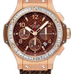 Ремонт часов Hublot 341.PC.1007.RX.194 Big Bang 41mm Red Gold Cappuccino Diamonds в мастерской на Неглинной