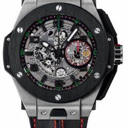 Ремонт часов Hublot 401.NM.0123.VR.SDQ13 Big Bang Unico Ferrari UAE в мастерской на Неглинной