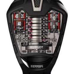 Ремонт часов Hublot 905.ND.0001.RX Masterpieces Mp 05 LaFerrari Limited Edition 50 в мастерской на Неглинной