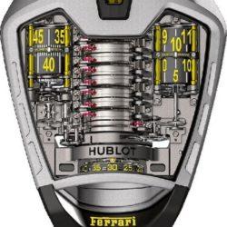 Ремонт часов Hublot 905.NX.0001.RX Masterpieces MP-05 LaFerrari в мастерской на Неглинной
