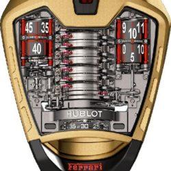 Ремонт часов Hublot 905.VX.0001.RX Masterpieces MP-05 LaFerrari в мастерской на Неглинной