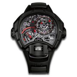 Ремонт часов Hublot 912.ND.0123.RX Masterpieces MP-12 Key Of Time Skeleton All Black в мастерской на Неглинной