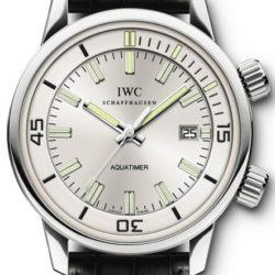 Ремонт часов IWC IW323105 Vintage Aquatimer Automatic в мастерской на Неглинной