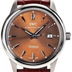 Ремонт часов IWC IW323311 Ingenieur Automatic Limited Edition Vintage в мастерской на Неглинной