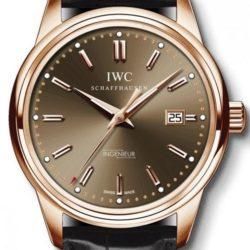 Ремонт часов IWC IW323312 Ingenieur Automatic Edition Boutique в мастерской на Неглинной