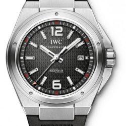 Ремонт часов IWC IW323601 Ingenieur Automatic Mission Earth в мастерской на Неглинной