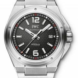 Ремонт часов IWC IW323604 Ingenieur Automatic Mission Earth в мастерской на Неглинной