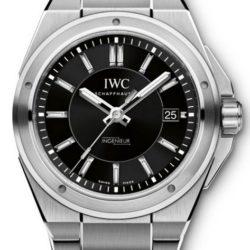 Ремонт часов IWC IW323902 Ingenieur Automatic 40 mm в мастерской на Неглинной