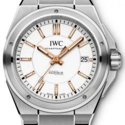 Ремонт часов IWC IW323906 Ingenieur Automatic 40 mm в мастерской на Неглинной