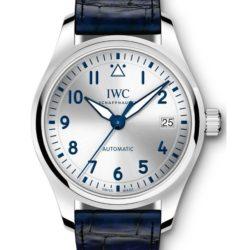 Ремонт часов IWC IW324003 Pilot's Automatic 36 в мастерской на Неглинной